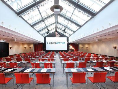 conference room - hotel lindner congress - frankfurt, germany