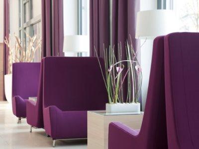 lobby - hotel best western plus welcome htl frankfurt - frankfurt, germany