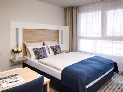 bedroom - hotel best western plus welcome htl frankfurt - frankfurt, germany