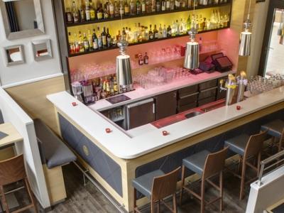 bar - hotel best western plus welcome htl frankfurt - frankfurt, germany