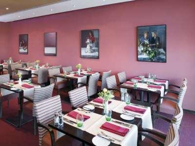 restaurant - hotel moevenpick city - frankfurt, germany