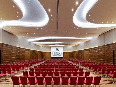 conference room - hotel hilton frankfurt airport - frankfurt, germany