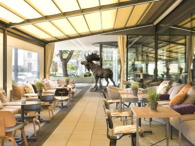 restaurant 2 - hotel scandic frankfurt museumsufer - frankfurt, germany