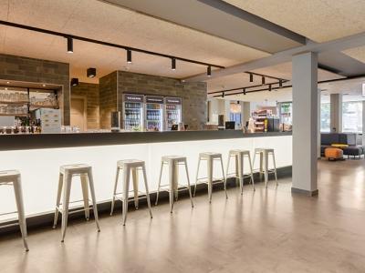 bar - hotel a and o frankfurt galluswarte - frankfurt, germany