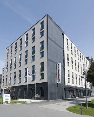 Hampton By Hilton City Centre Messe