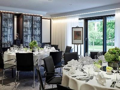 restaurant 1 - hotel sofitel frankfurt opera - frankfurt, germany