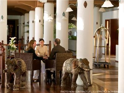 lobby 1 - hotel sofitel frankfurt opera - frankfurt, germany
