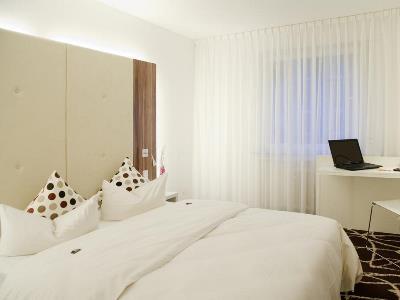 bedroom - hotel ibis styles frankfurt city - frankfurt, germany