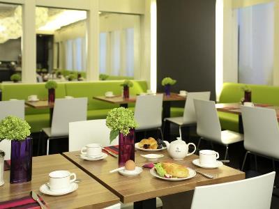 breakfast room - hotel ibis styles frankfurt city - frankfurt, germany