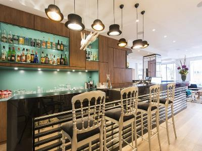bar - hotel ibis styles frankfurt city - frankfurt, germany