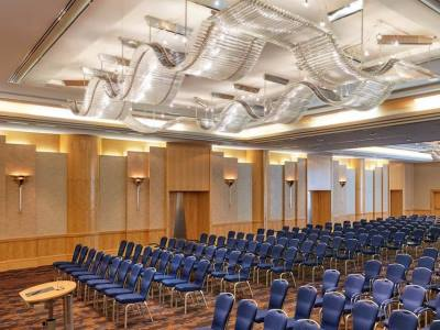 conference room - hotel hilton frankfurt city centre - frankfurt, germany