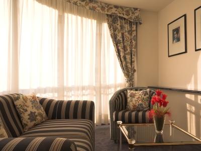 junior suite - hotel alexander am zoo - frankfurt, germany