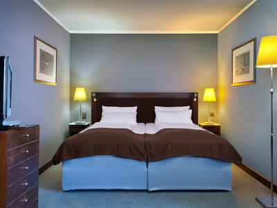 bedroom 1 - hotel savigny hotel frankfurt city - frankfurt, germany