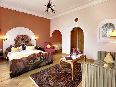 bedroom 13 - hotel hirsch - fussen, germany