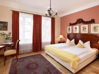 bedroom 15 - hotel hirsch - fussen, germany