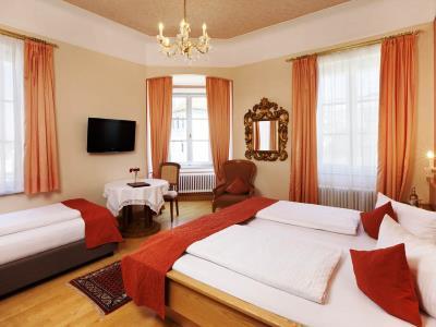 bedroom 16 - hotel hirsch - fussen, germany