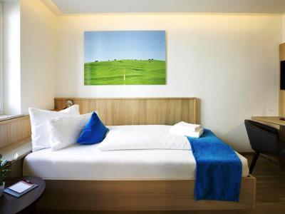 bedroom 6 - hotel hirsch - fussen, germany