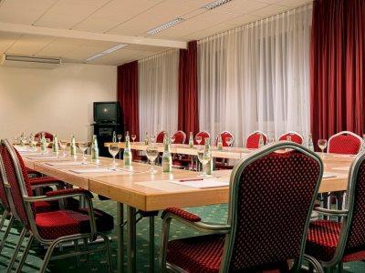 conference room - hotel wyndham hannover atrium - hanover, germany