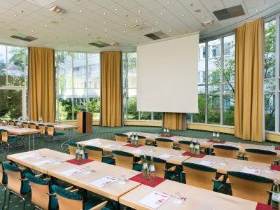 conference room 1 - hotel wyndham hannover atrium - hanover, germany