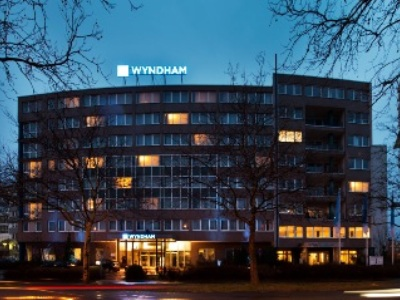 exterior view - hotel wyndham hannover atrium - hanover, germany
