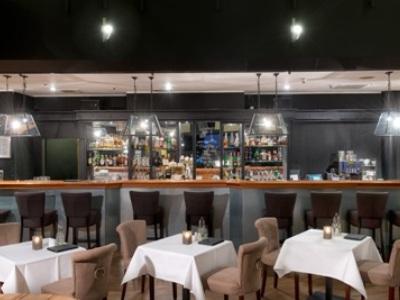 bar - hotel wyndham hannover atrium - hanover, germany