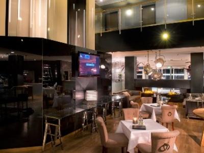 bar 1 - hotel wyndham hannover atrium - hanover, germany