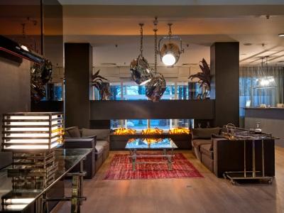 lobby 2 - hotel wyndham hannover atrium - hanover, germany