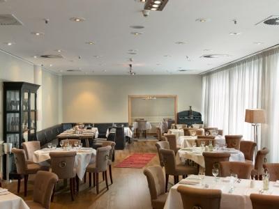 restaurant - hotel wyndham hannover atrium - hanover, germany