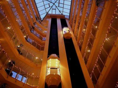 lobby - hotel wyndham hannover atrium - hanover, germany