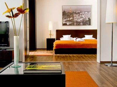suite - hotel wyndham hannover atrium - hanover, germany