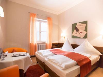 bedroom 2 - hotel mueller - hohenschwangau, germany