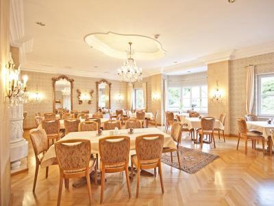 restaurant - hotel mueller - hohenschwangau, germany