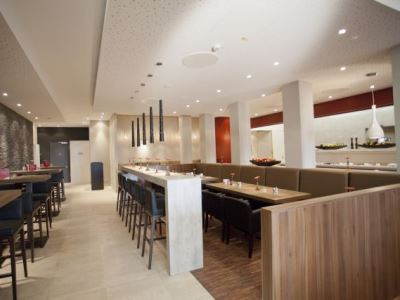 restaurant - hotel bigbox allgaeu - kempten, germany