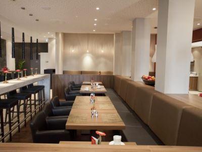 restaurant 1 - hotel bigbox allgaeu - kempten, germany