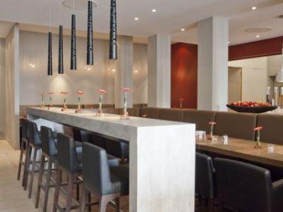 restaurant 2 - hotel bigbox allgaeu - kempten, germany