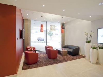 lobby 1 - hotel bigbox allgaeu - kempten, germany