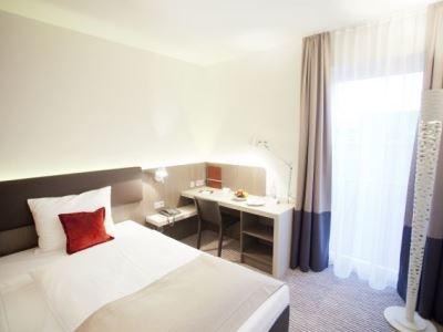 bedroom 3 - hotel bigbox allgaeu - kempten, germany