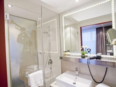 bathroom - hotel bigbox allgaeu - kempten, germany