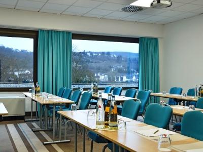 conference room 1 - hotel mercure koblenz - koblenz, germany