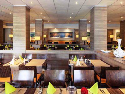 restaurant - hotel mercure koblenz - koblenz, germany
