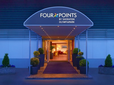 Four Points By Sheraton Olympiapark
