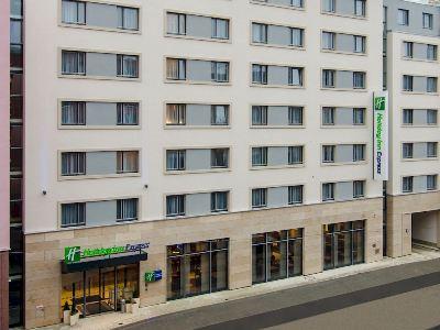 Holiday Inn Exp Nuremberg - Hauptbahnhof