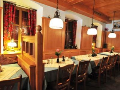restaurant - hotel schranne - rothenburg, germany