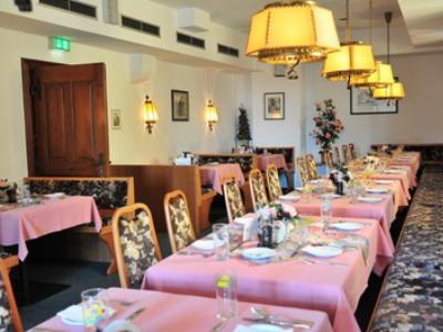 restaurant 1 - hotel schranne - rothenburg, germany