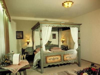 deluxe room - hotel tilman riemenschneider - rothenburg, germany