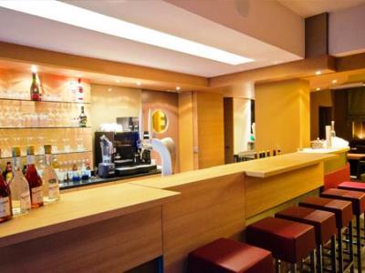 bar - hotel prinzhotel - rothenburg, germany