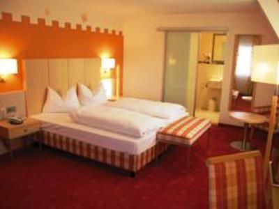 bedroom 1 - hotel prinzhotel - rothenburg, germany