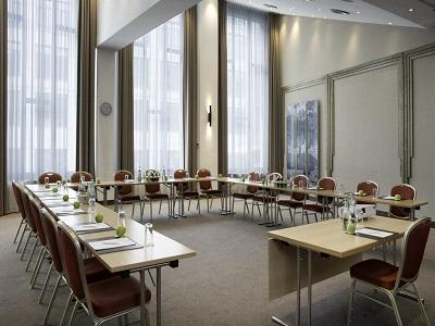 conference room - hotel holiday inn stuttgart - stuttgart, germany