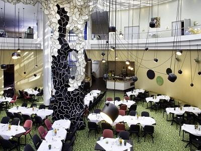 restaurant 1 - hotel holiday inn stuttgart - stuttgart, germany