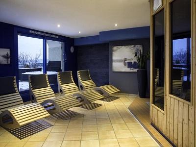 spa - hotel holiday inn stuttgart - stuttgart, germany